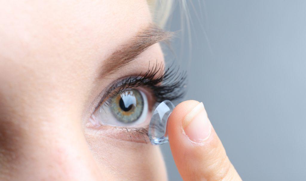 lentilele de contact