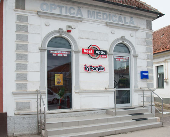 Cabinet Oftalmologic Brașov